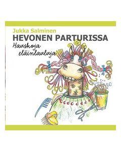 CD Hevonen parturissa - Hauskat eläinlaulut