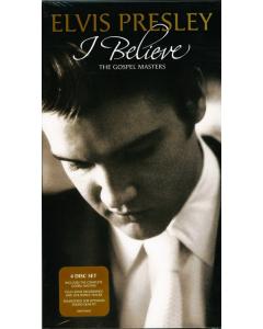 CD I Believe - The Gospel Masters