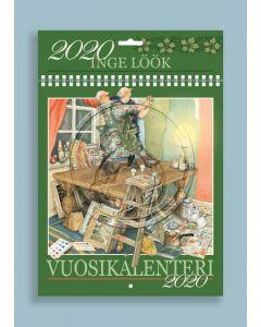 Inge Löök vuosikalenteri 2020