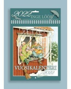 Inge Löök vuosikalenteri 2022