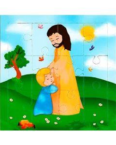 Minipalapeli Jeesus ja lapsi PZ27
