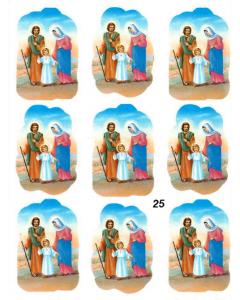 Tarra Jeesus ja vanhemmat EG25