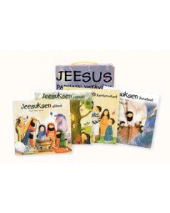Jeesus parhain ystäväni, 4 katselukirjaa