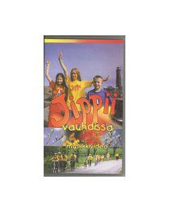 DVD Jippii: Vauhdissa