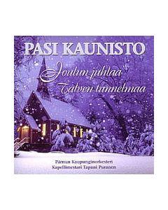 CD Joulun juhlaa, talven tunnelmaa
