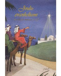 Jouluevankeliumi Luukkaan mukaan 2:1-20