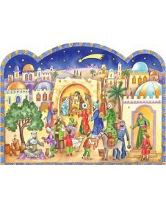 Joulukalenteri no 70123, Kupolit