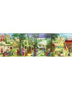 Joulukalenteri no 260 Joulun tapahtumat Panoraama