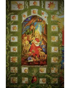 Joulukalenteri no 44 Seimi ja tähtiluukut