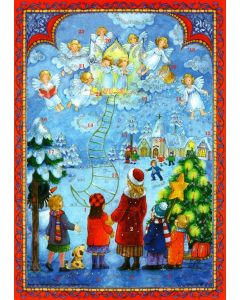 Joulukalenteri no 99 Enkelikuoro