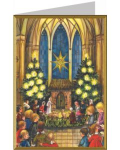 Joulukorttilajitelma #5 2-osainen