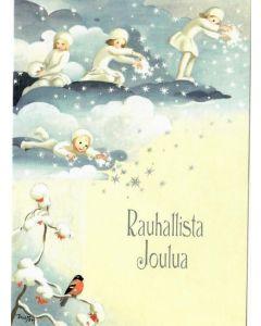 Joulukortti Tähtiloistoa 5 kpl