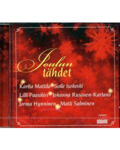 CD Joulun tähdet