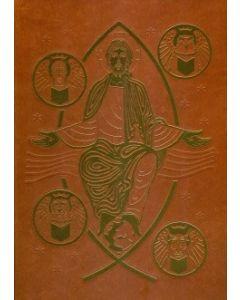 Juhla Evankeliumikirja, ruskea