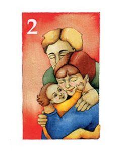 Onnea ja siunausta 2-vuotiaalle (Juvonen) 20 kpl