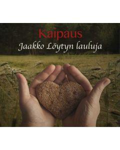 CD Kaipaus - Jaakko Löytyn lauluja