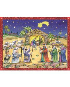 Joulukalenteri no 70111 Tähden seuraajat
