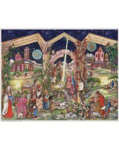 Joulukalenteri no 70556 Pyhä perhe