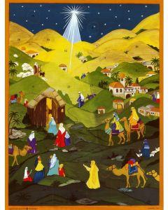 Joulukalenteri no 753 Betlehemin kukkuloilla