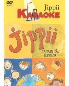 DVD Jippii karaoke: Taivaan Isän hommissa