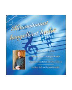 CD Kauneimmat hengelliset laulut