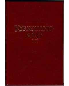 Kyrkohandboken I-II