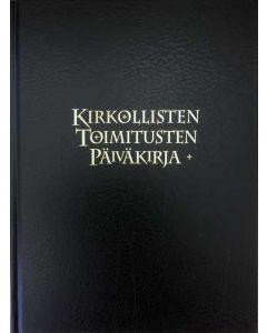 Kirkollisten toimitusten päiväkirja