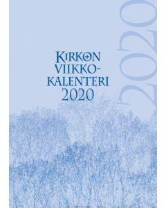 Kirkon viikkokalenteri 2020 vuosipaketti