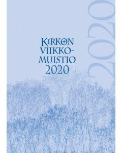 Kirkon viikkomuistio 2020 vuosipaketti