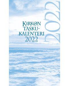 Kirkon taskukalenteri 2022 - pelkkä vuosipaketti