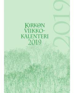 Kirkon viikkokalenteri 2019 vuosipaketti