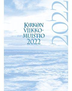 Kirkon viikkomuistio 2022 pelkkä vuosipaketti