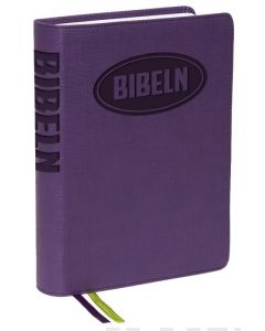Bibeln - konfirmandbibeln lila