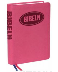 Bibeln - konfirmandbibeln rosa