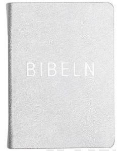 Bibeln - konfirmandbibeln, silver
