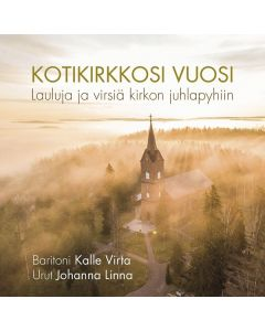 CD Kotikirkkosi vuosi - Lauluja ja virsiä kirkon juhlapyhiin