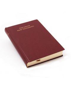 Kreikankielinen Uusi testamentti -The Greek New Testament