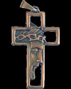 Ristiriipus Kristuksen profiili