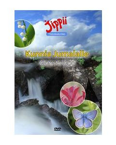 DVD Jippii: Kunnia Jumalalle - Glory to God