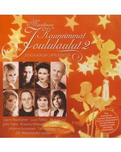 CD MAAILMAN KAUNEIMMAT JOULULAULUT 2