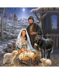 Jeesus seimessä - magneetti