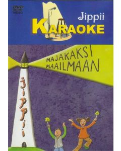 DVD Jippii karaoke: Majakaksi maailmaan