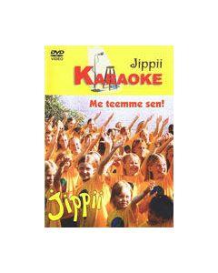 DVD Jippii karaoke: Me teemme sen