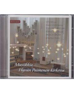 CD Musiikkia Hyvän Paimenen kirkossa