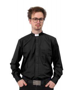 Pitkähihainen sekoitekankainen papinpaita miehelle, Sacrum