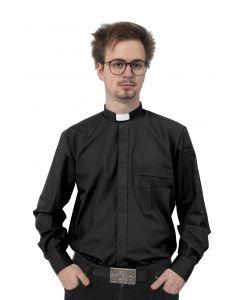Pitkähihainen puuvillainen papinpaita miehelle, Sacrum