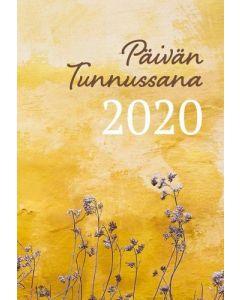 Päivän tunnussana 2020 pieni