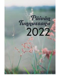 Päivän tunnussana 2022 iso