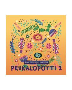 CD Peukalopotti 2 - Muskaritädit Tanja ja Nina