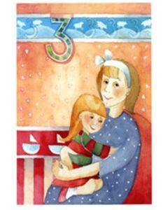 Onnea ja siunausta 3-vuotiaalle (Polkutie) 20 kpl